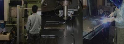 計測検査機器・通信機器に特化した精密板金加工