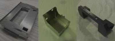 板厚0.1mm~3.0mmの薄板専門の精密板金加工
