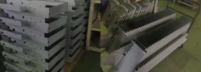 単品から500個/月の中ロット加工対応
