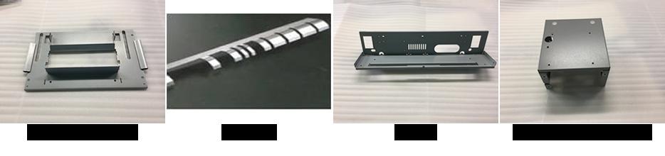 産業機器・装置向け機構部品製作