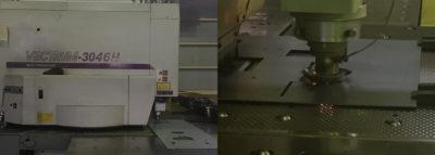 ブランク加工の種類と複合加工機について