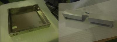 精密板金加工に適用される表面処理について