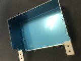 SUS304製ボックス – ヘミング曲げ加工 –